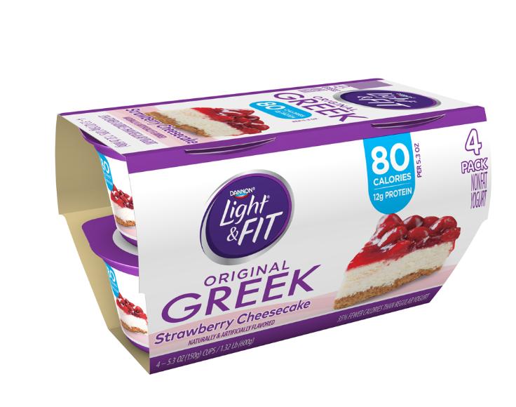 SAVE NOW On Dannon Light & Fit Greek Yogurt