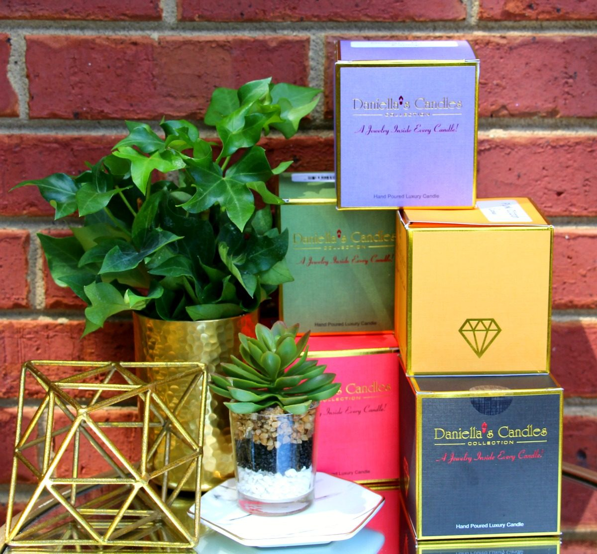 Luxury Candles That Contain Hidden Jewelry!