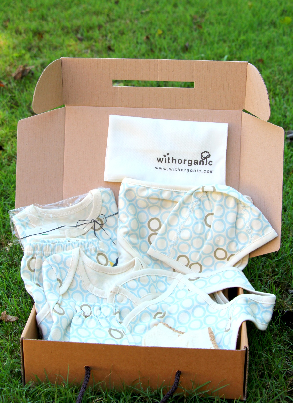 WithOrganic Baby Clothing