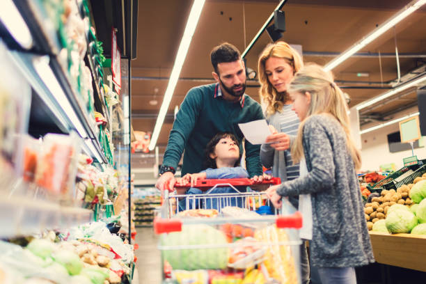 How To Make Grocery Shopping Less Stressful