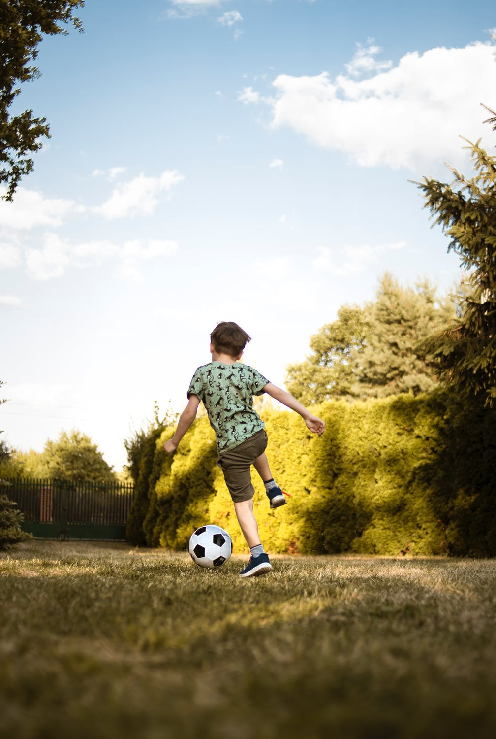 Benefits of Team Sports for Kids