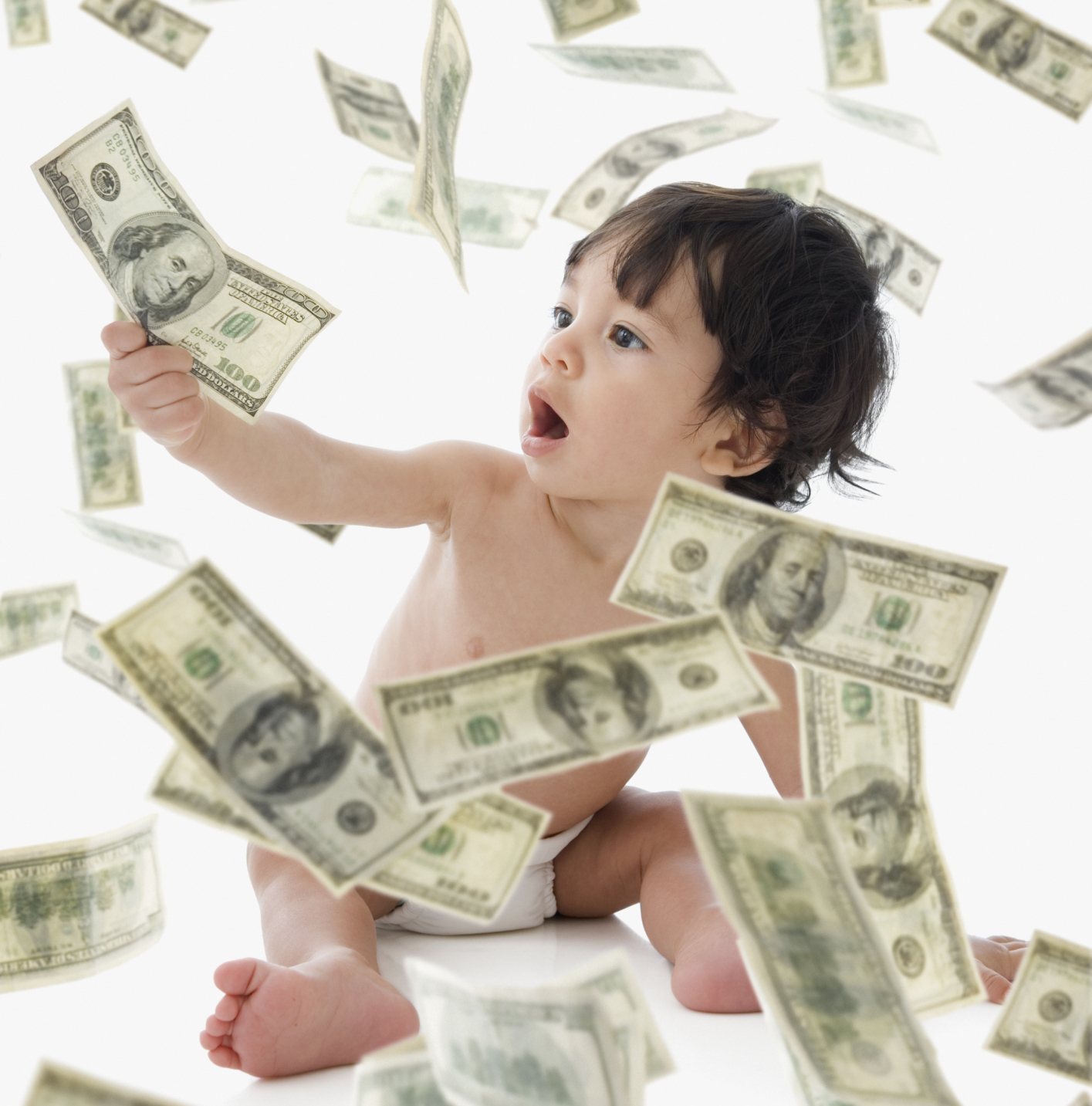 Starting Your Kid's Relationship With Money