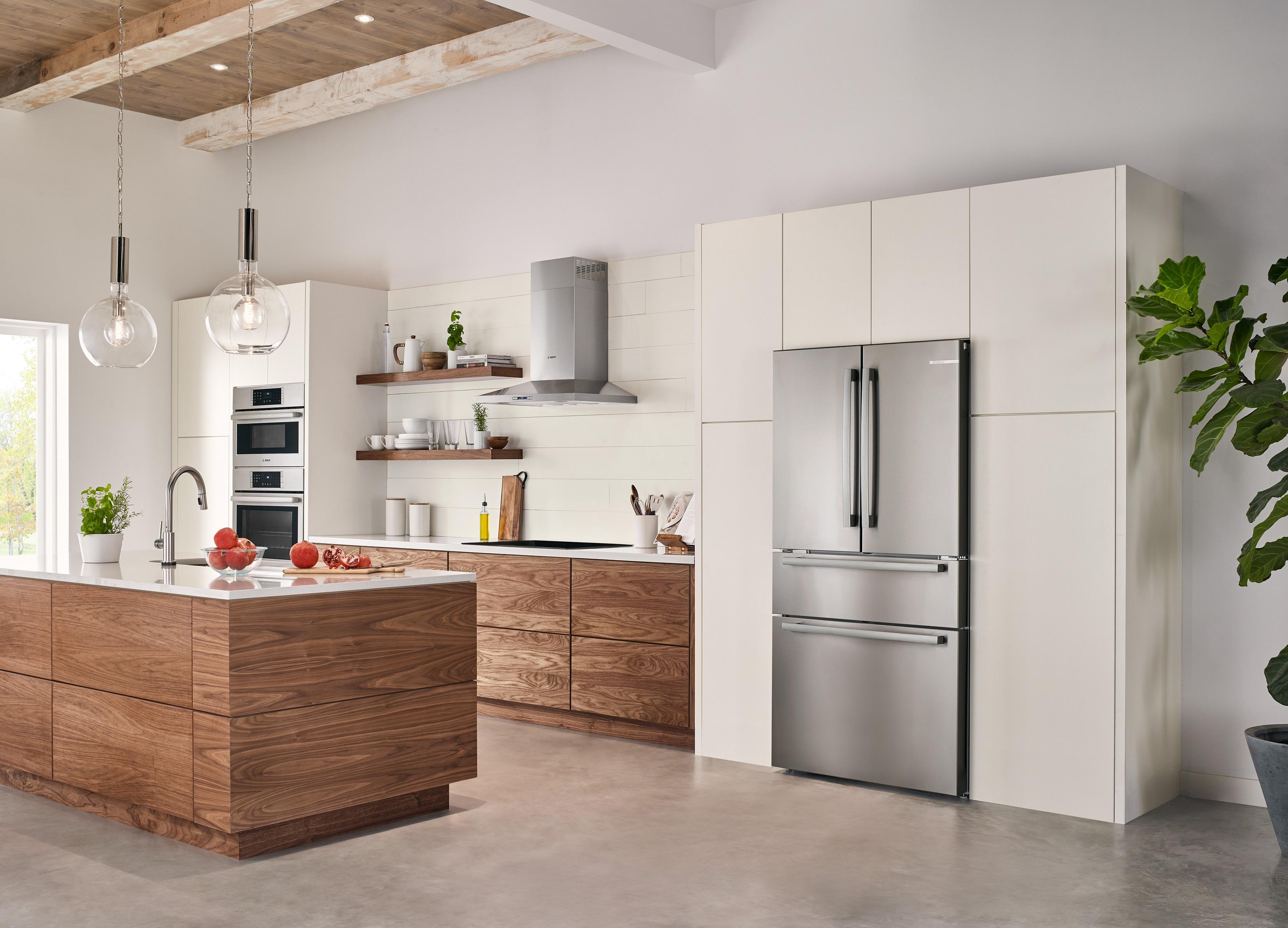 Discover The All New Bosch Counter Depth Refrigerators