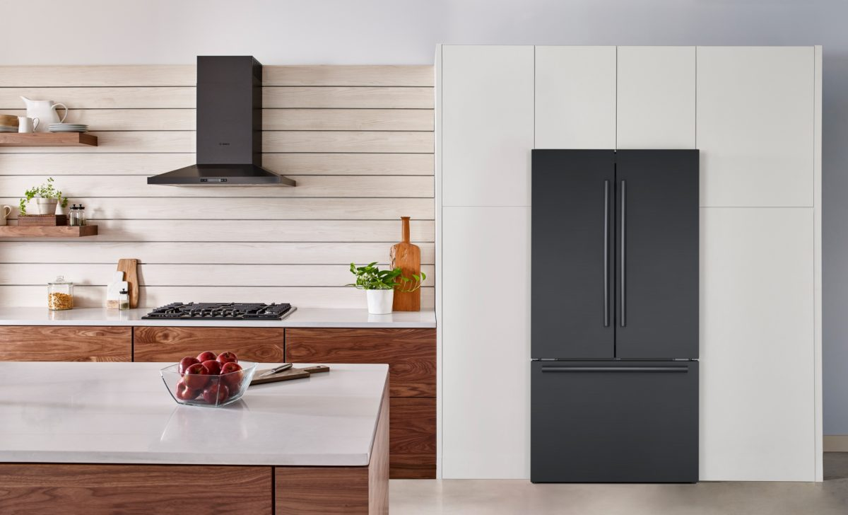 Discover The All New Bosch Counter Depth Refrigerators