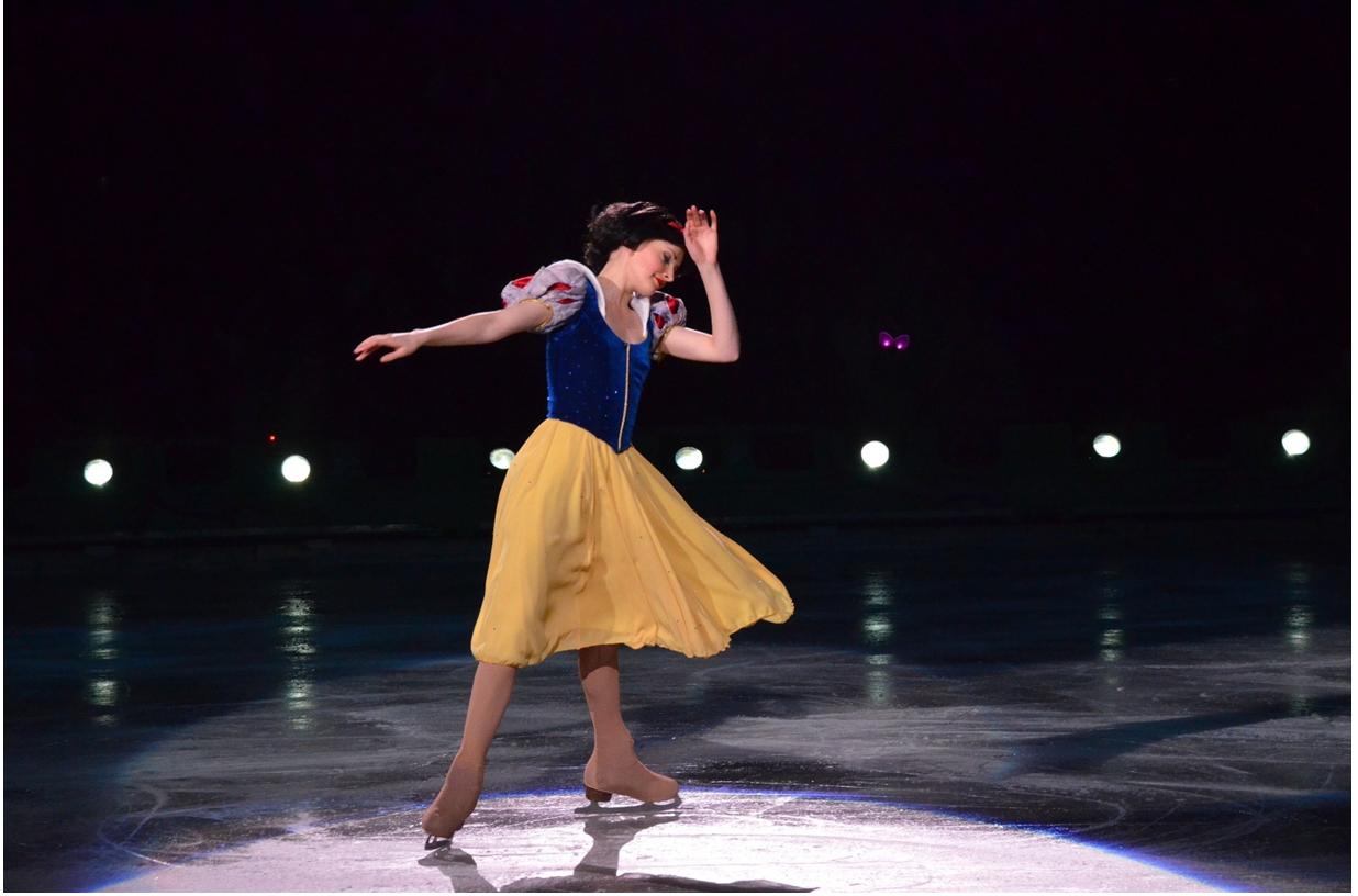 The Magic of Disney on Ice!