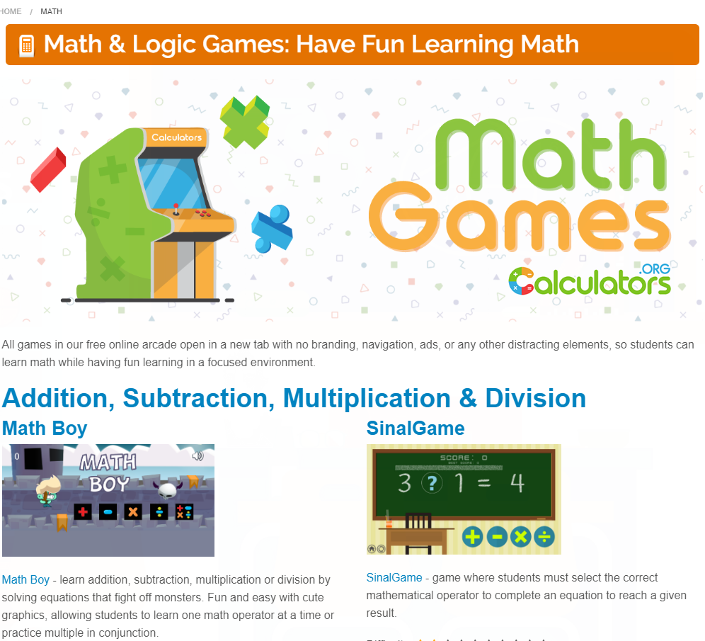 How We're Making Math Fun For Our Kids