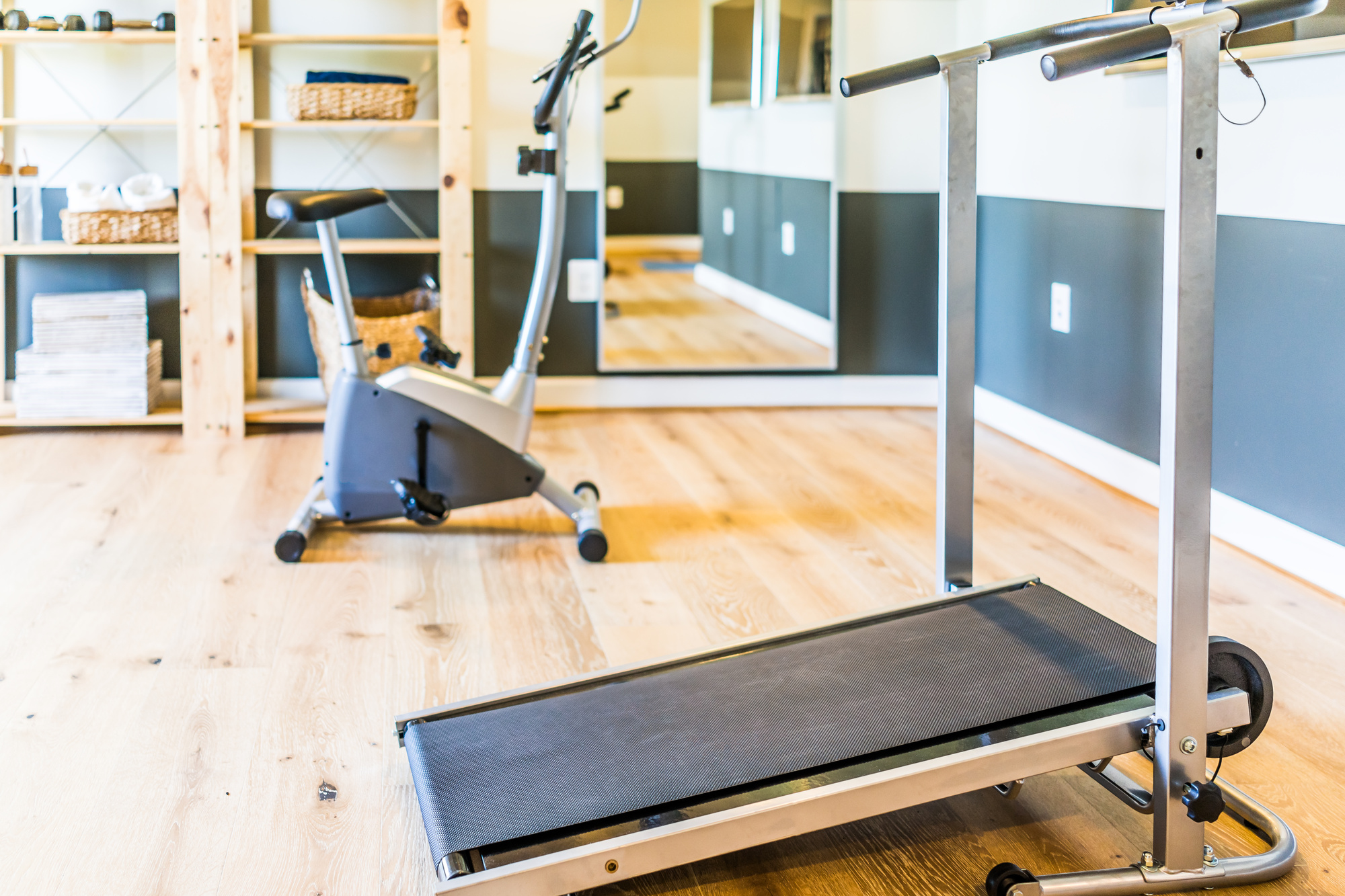 Here's What Your House Needs A Home Gym
