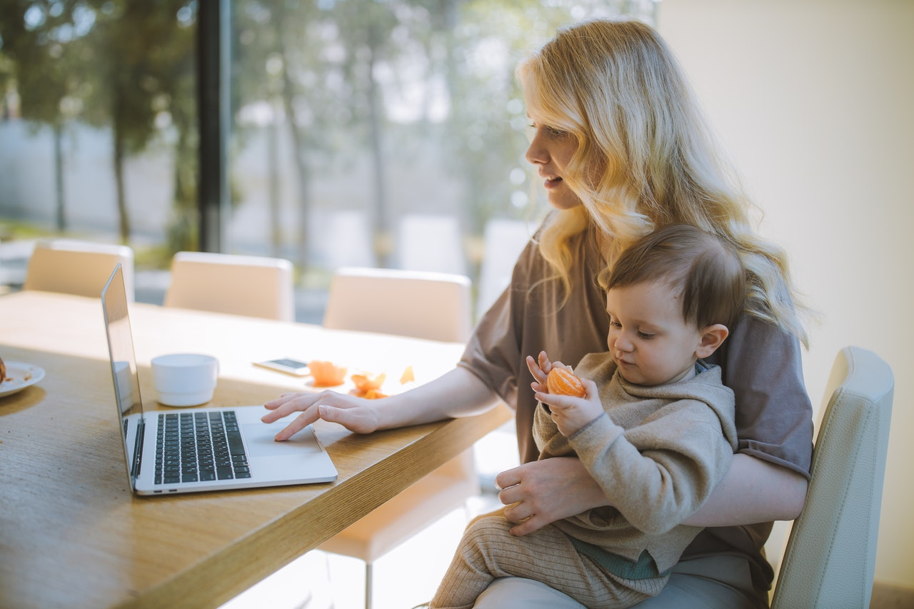 Health and Wellness Tips for Hard-Working Moms