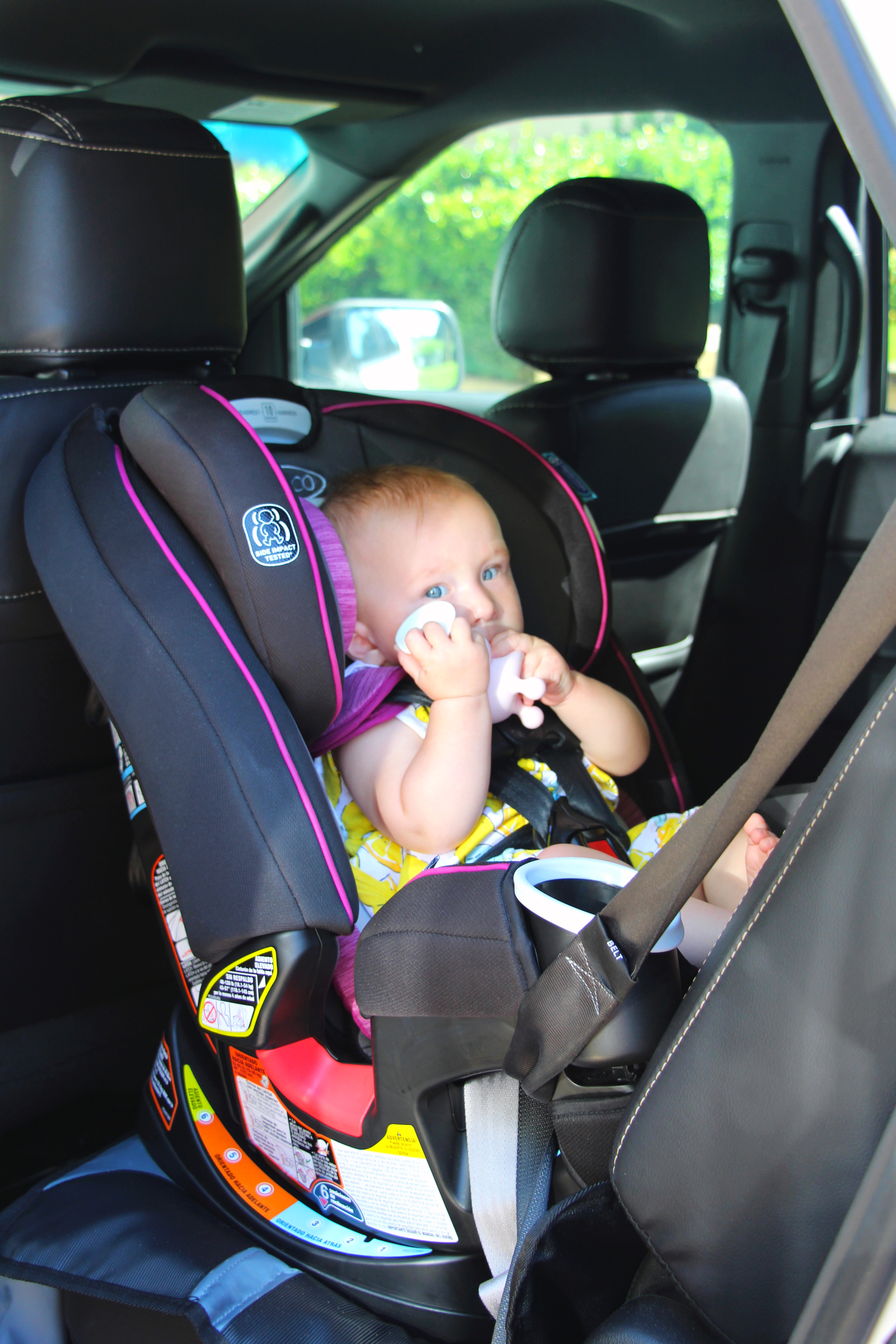 Choosing The Right Convertible Car Seat For Baby