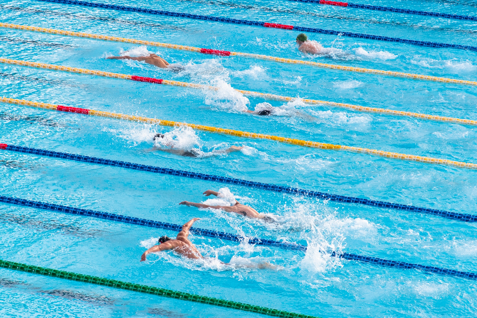 Great Exercises You Can Do in the Water
