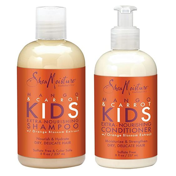 The Best Natural Hair Products for Kids