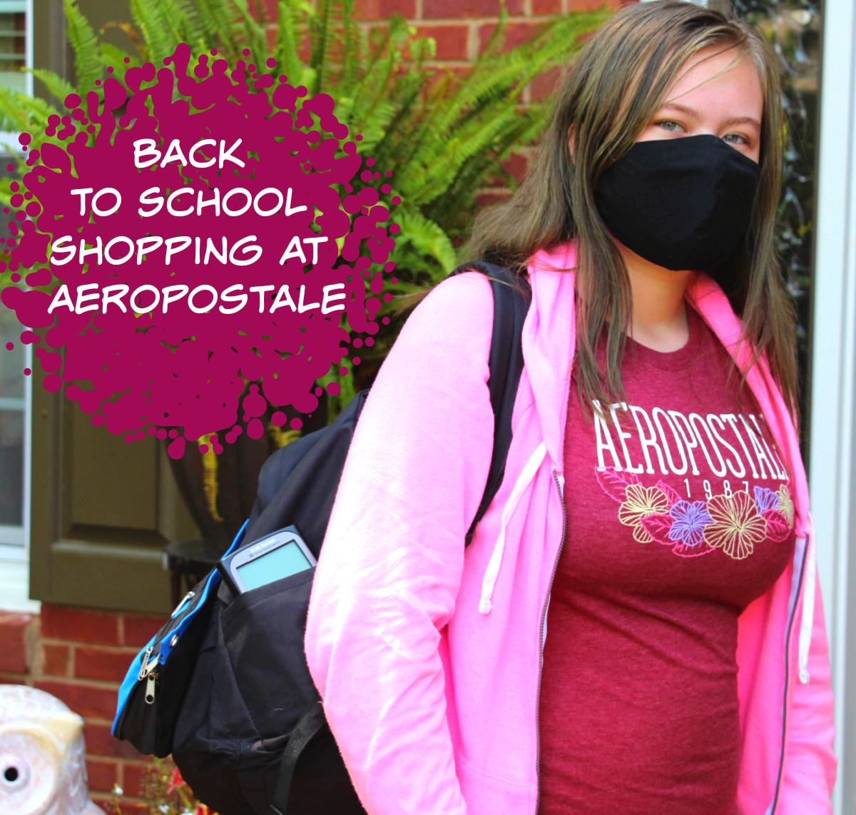 Back To School Shopping at Aeropostale