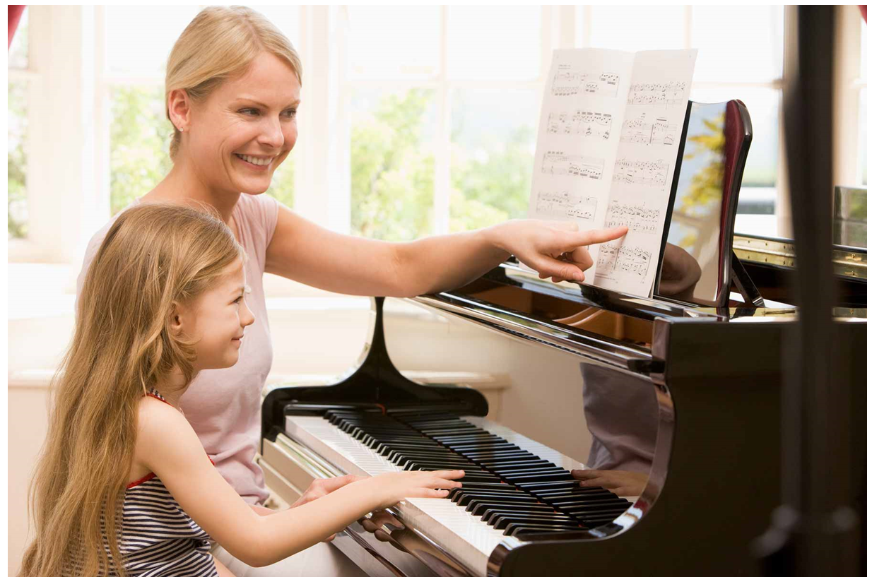 3 Exceptional Reasons to Give Your Kids A Piano Lesson