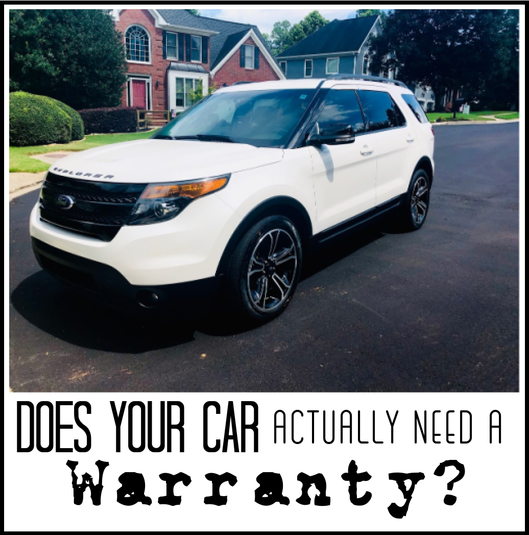 Does Your Car Actually Need a Warranty?