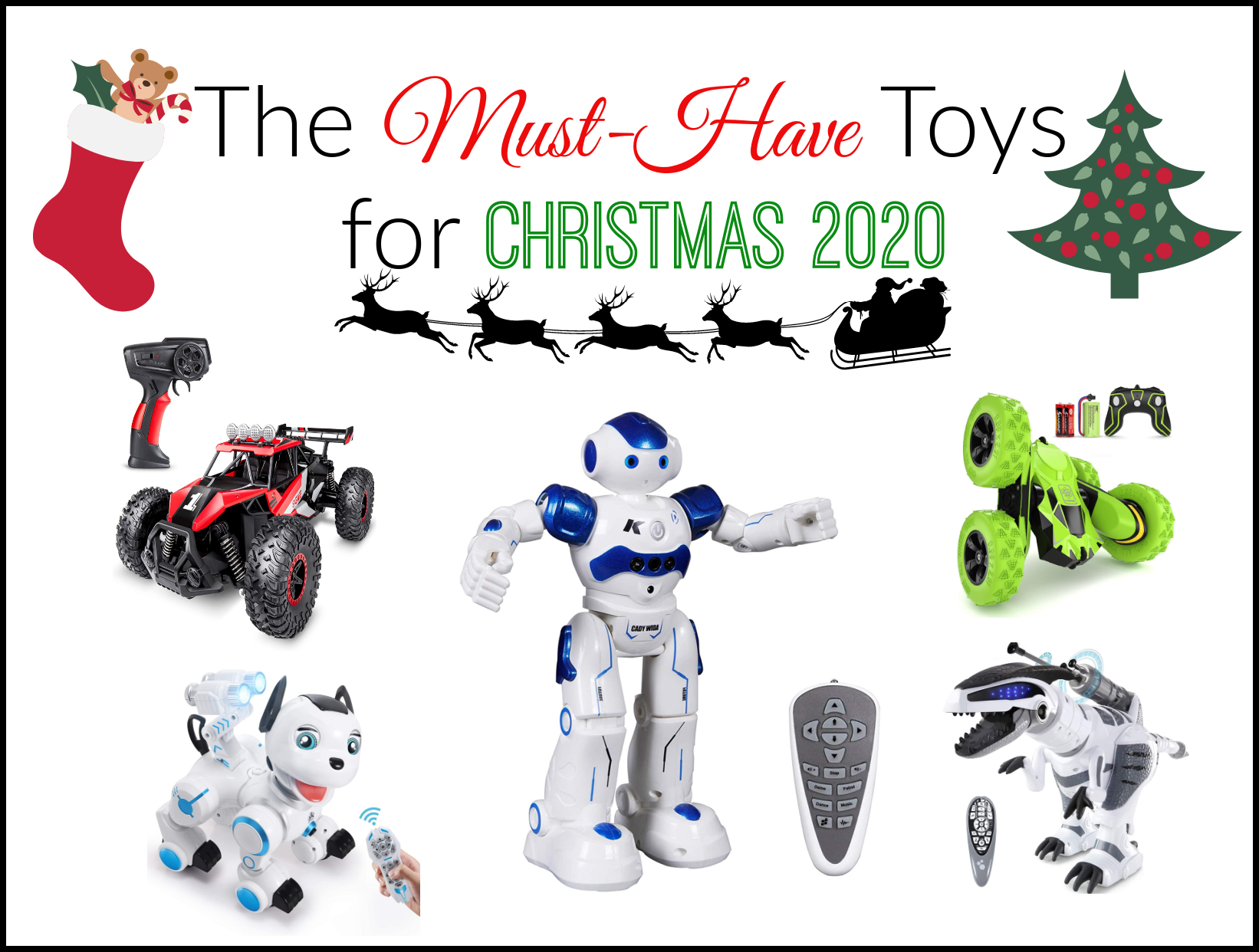 The Must-Have Toys for Christmas 2020