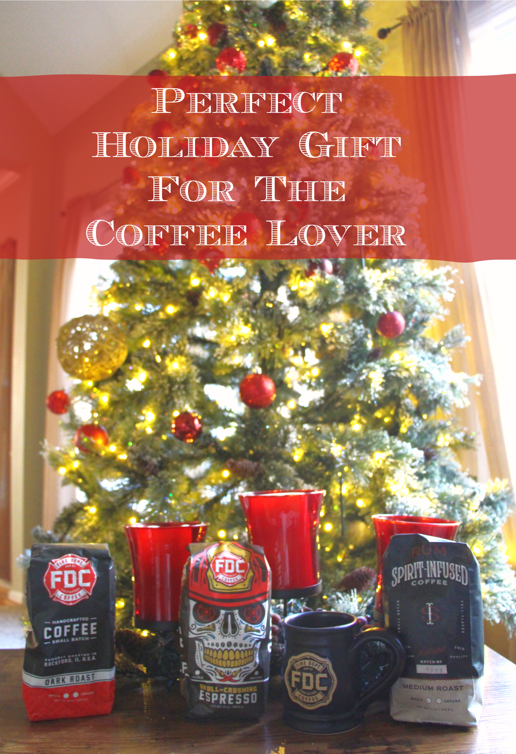 Perfect Holiday Gift For The Coffee Lover