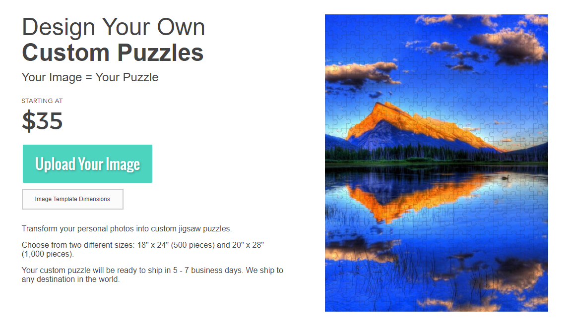 How to Design Your Own Custom Puzzle