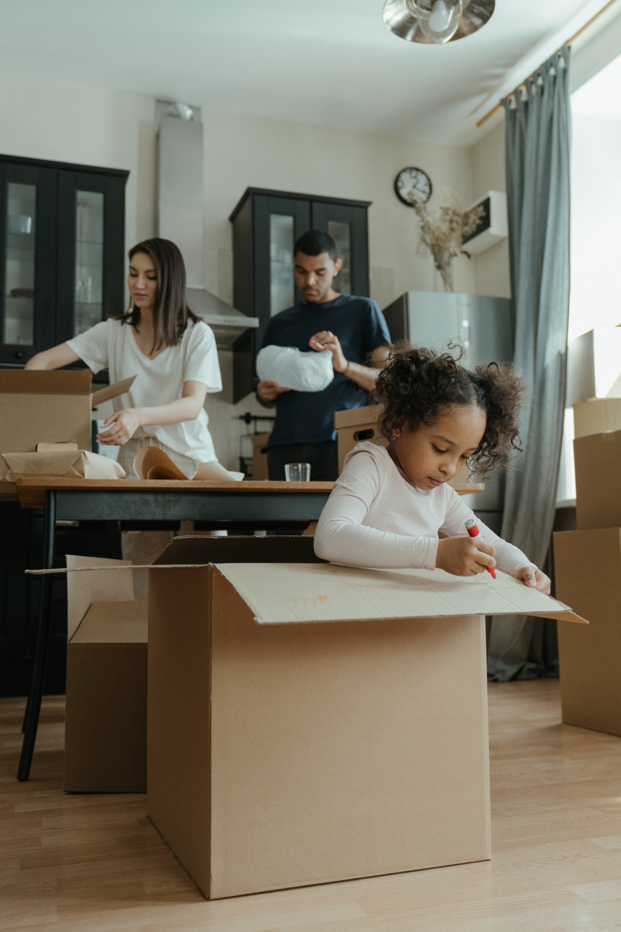 Finding The Right Family Home