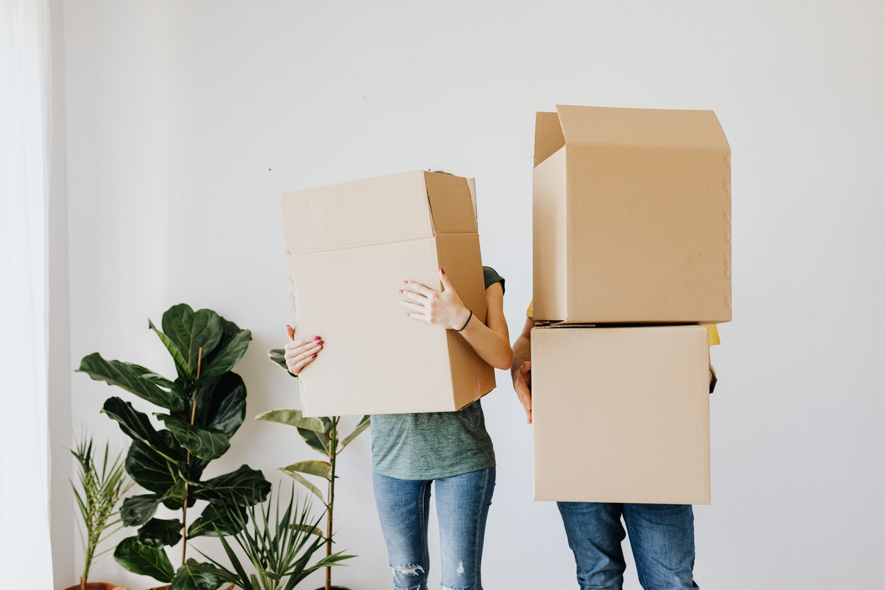 Money Tips for Moving House