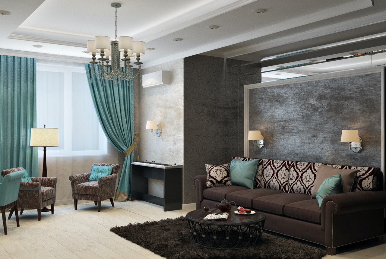 7 Ways You Can Make Your Living Room Look Luxurious