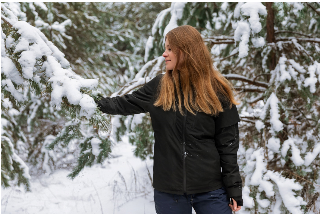 GAMMA: The Kid-Proof Jacket for Active Moms