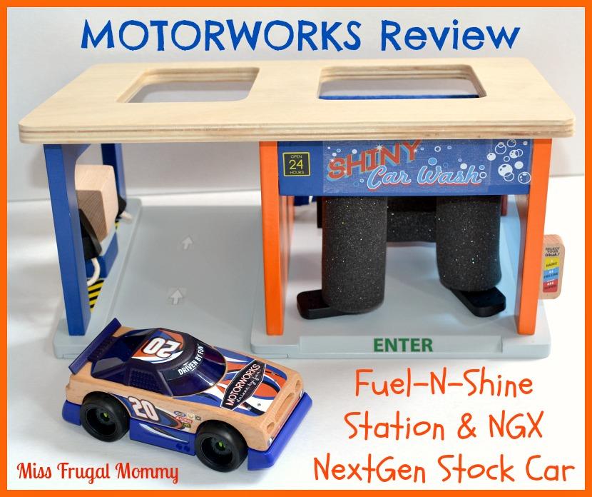 MOTORWORKS Fuel-N-Shine Station & NGX NextGen Stock Review