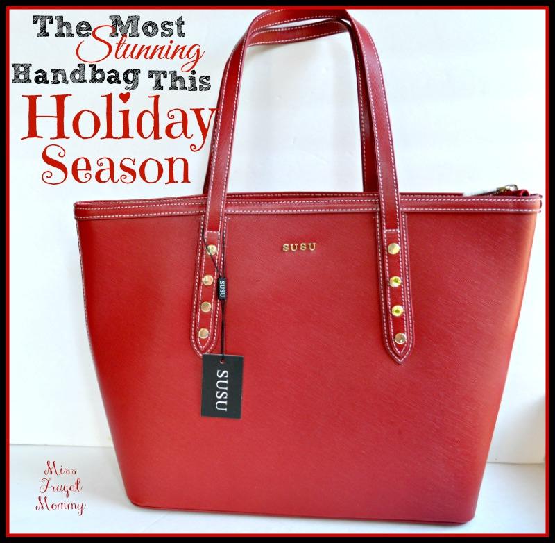 The Most Stunning Handbag This Holiday Season