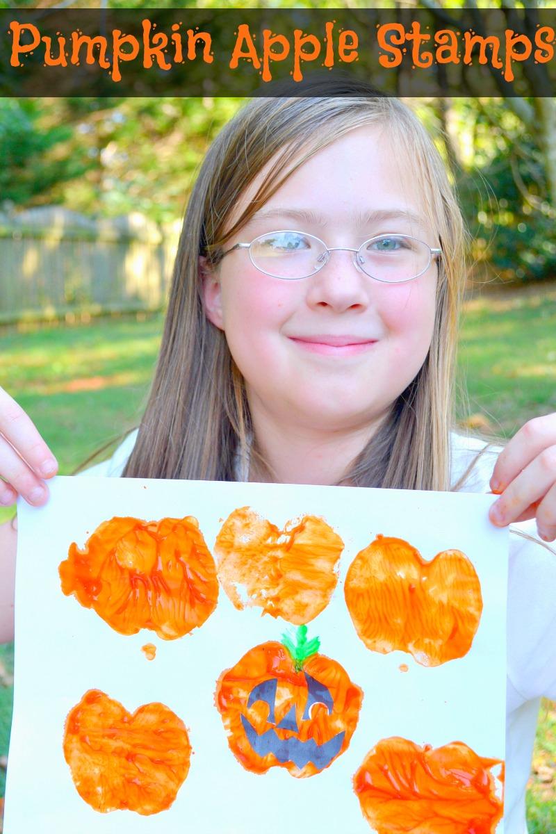 Pumpkin Apple Stamps